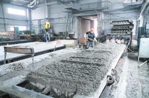 Железобетон производство